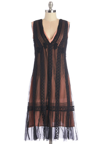 Downton Abbey Ethereal Essence Dress in Evening