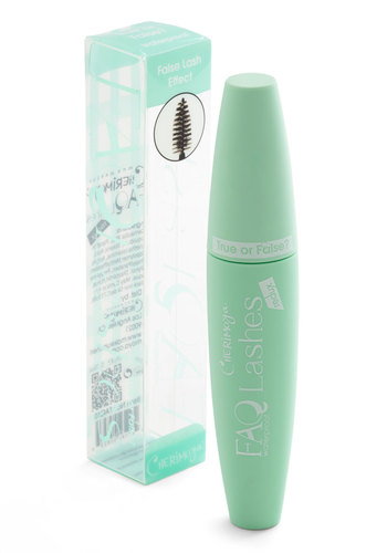Save the Lash Glance Mascara - Mint, Solid, Minimal, Darling, Halloween