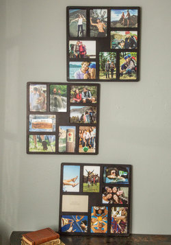 Collection of Memories Collage Frame Set
