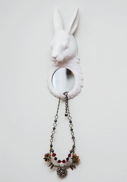 Who Framed Model Rabbit? Wall Mirror