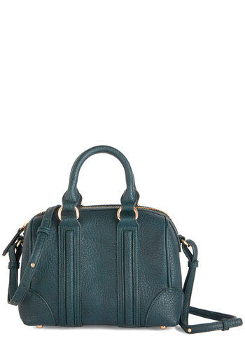 Posh and Proper Bag - Blue, Solid, Urban