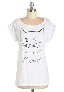 Feline by Me Tee