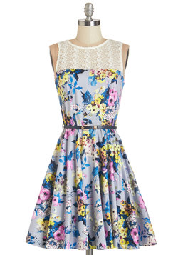 Bloom for More Dress