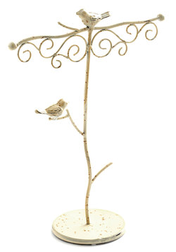 A Little Bird Hold Me Jewelry Stand