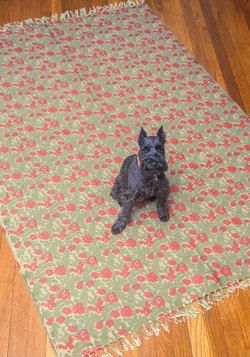 Fancy Your Fleur Rug - 4x6