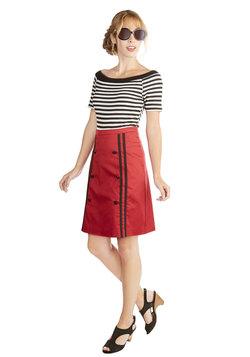 Scholarly Sunday Skirt
