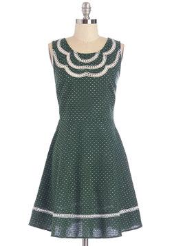 It's About Pine Dress
