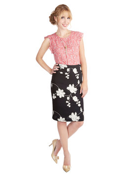 Seasoned Sommelier Skirt