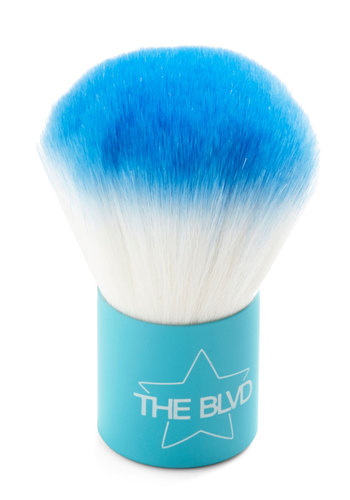 Swipe on Some Style Brush - Blue, Solid, Pinup, Urban, Darling