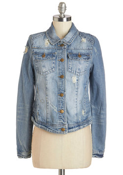 Jean Dream Jacket
