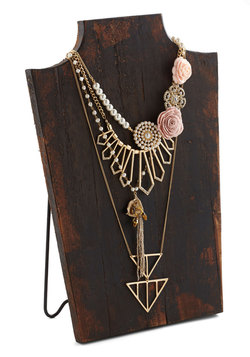 Rustic Regalia Jewelry Holder