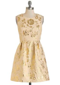 Gleam and Glimmer Dress