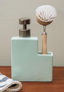 Clean Plate Club Soap Dispenser Set