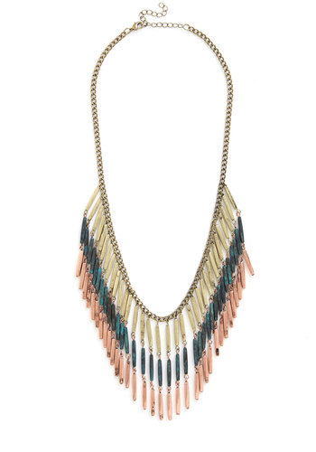 Alloy Mate Necklace