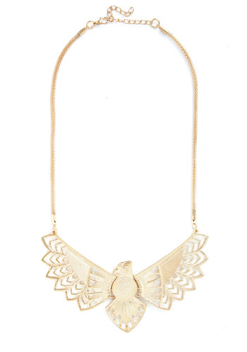 Whimsical Wingspan Necklace