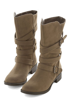 Strappy Strides Boot