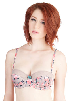 Fair and Feminine Bra
