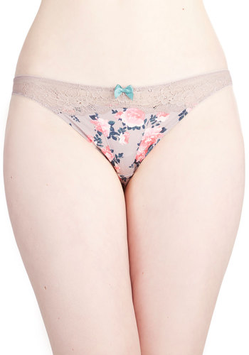 Fair and Feminine Undies - Knit, Lace, Multi, Floral, Bows, Lace