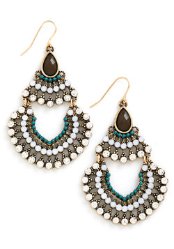 Finery and Dandy Earrings