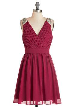 Poised to Enchant Dress