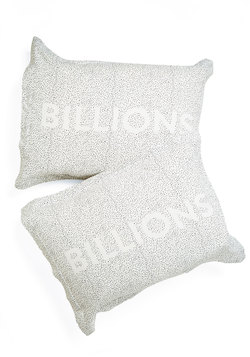 One in a Billion Pillow Sham Set