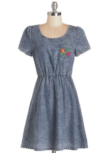 Tender Fun-Loving Care Dress