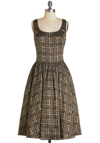 Classic Chanteuse Dress