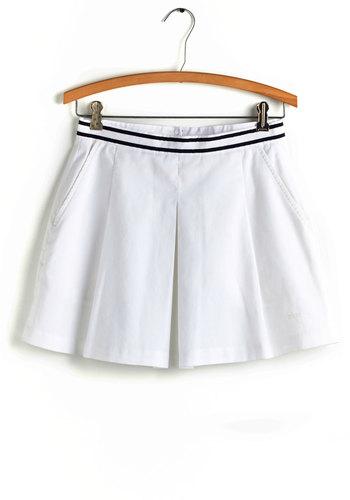 Vintage Varsity Vogue Skirt