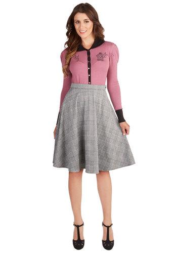 Ready Thready Skirt