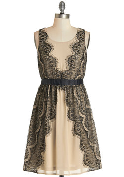 A Lace for Everything Dress