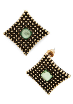 Posh Pizzazz Earrings