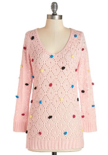 Charismatic Charm Sweater