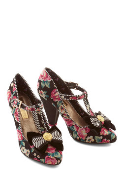 Rose Garden Party Heel