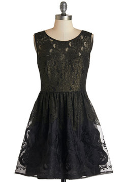 Poet's Delight Dress