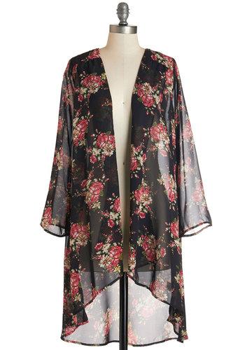 Floral Fascination Jacket