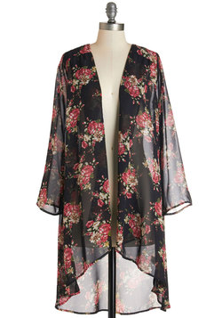 Floral Fascination Jacket