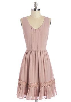 Pastoral Poetry Dress