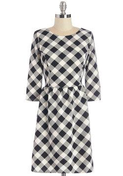 See a Pattern Dress
