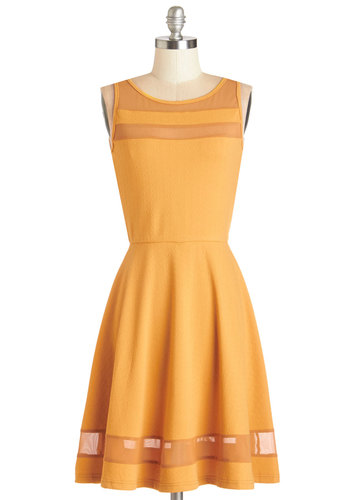 Element of Sunrise Dress