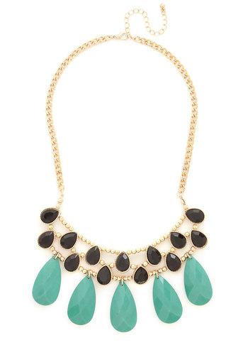 Stun, Two, Three Necklace