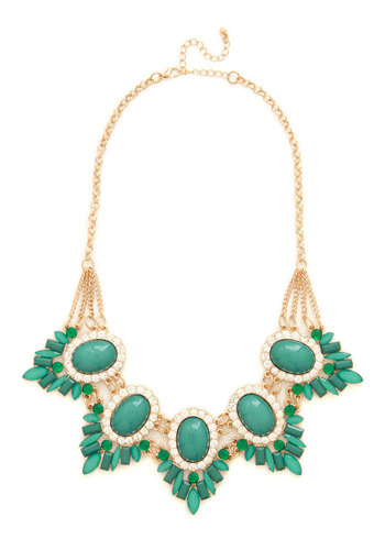 Reliably Refined Necklace