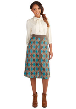 Beyond the Classroom Skirt