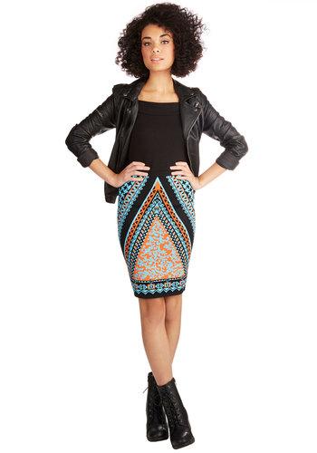 Upper East Stride Skirt