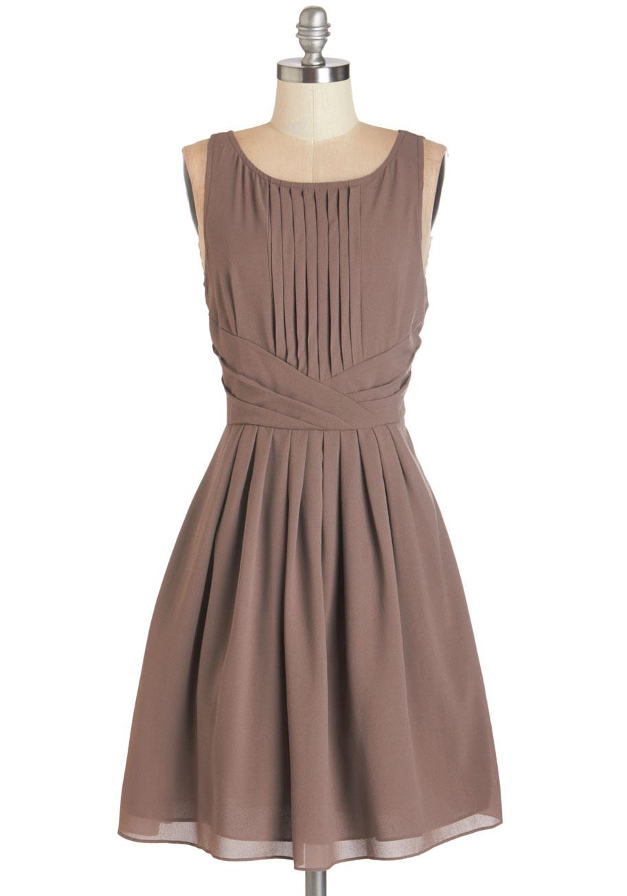 Dramatically Simple Dress | Mod Retro Vintage Dresses | ModCloth.com