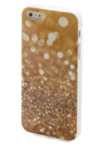 All that Shimmers iPhone 5/5S Case - Print, Statement, Urban, Darling, Under $20