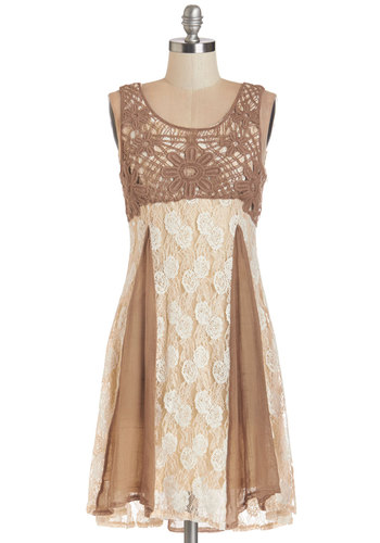 Pastry Shopping Dress