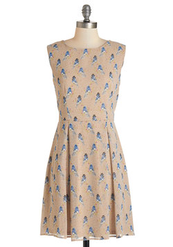 Mister Bluebird Dress in Day