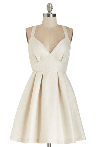 Are You Gonna Be My Pearl? Dress