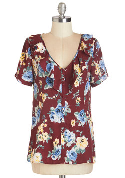 Garden Excursion Top