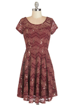 Simply Shining Dress